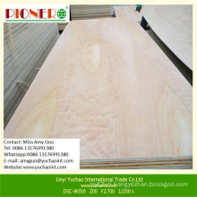 Hot Sale 4*8feet Commercial Plywood for Furniture and Decoration