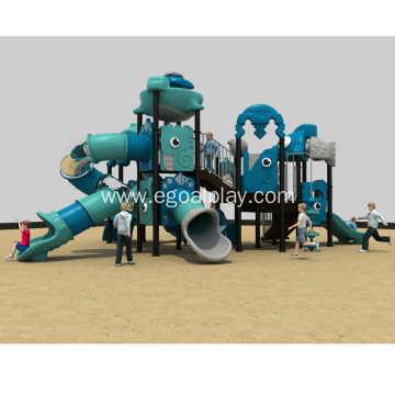 Recreational Outdoor Playground Equipment