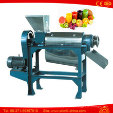 Zitronen-Apple-Orangen-industrieller Juicer-Saft, der Extraktor-Maschine extrahiert