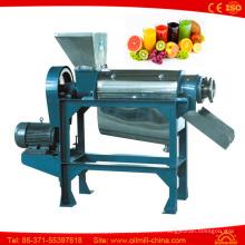 Lemon Apple Orange Exprimidor Industrial extracción de jugo de la máquina