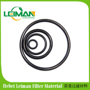 Filter rubber ring gasket China food grade custom heat resisting oilproof gasket waterproof soft sealing silicone rubber