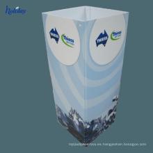 Dump Bin Display Embalaje de cartón con estilo moderno para especias