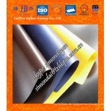 Feuerhemmende wasserdichte PVC Laminierte Plane Preis / Hersteller