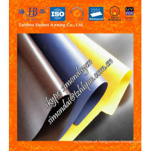 Retardante à Prova de Incêndio PVC Laminado Tarpaulin Preço / Fabricante