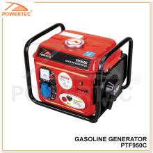 Powertec 0.85kVA generador de gasolina de 2 tiempos 2.4HP (PTF950C)