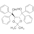 Chiral Chemical CAS No. 93379-48-7 (4R, 5R) -2, 2-Dimethyl-α , α , α ′, α ′-Tetraphenyl-1, 3-Dioxolane-4, 5-Dimethanol