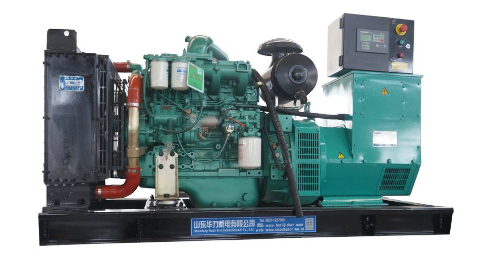 small diesel electric generator