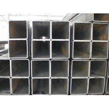 Tube carré en aluminium taille standard