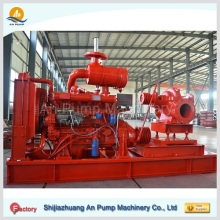 Diesel Engine Centrifugal Split Case Double Suction Pump