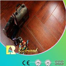 Commercial 8.3mm AC3 Embossed Elm V-Grooved Laminate Floor