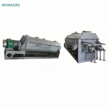 Hollow paddle dryer