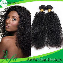 Good Human Indian Hair Human Virgin Remy Hair Weft