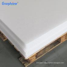 PS plastic light diffuser sheet Edge-Lit for led panel light