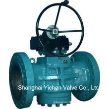Válvula macho de alta pressão lubrificada (AX47W)
