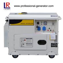 Gerador elétrico a diesel de baixa rotação 6kw