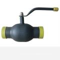 solda completa da válvula de bola pn63 1200mm