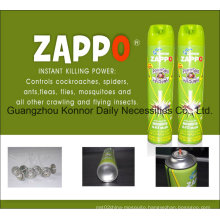 High Quality Water-Base Aerosol Insecticide Insect Killer Spray