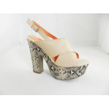 New Ladies Sling Back Sandals (HCY03-194)