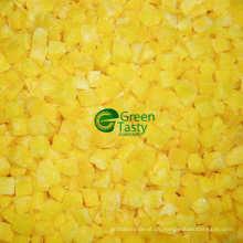 Chinesischer IQF gefrorener gelber Pfeffer neue Ernte