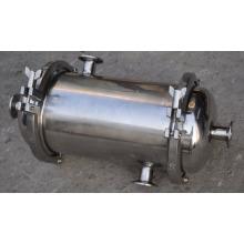 Máquina de processamento de alimentos industrial Trocador de calor de tubo