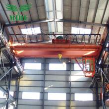 5 ton double beam bridge crane