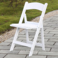 Padded high school celebrating folding chair
