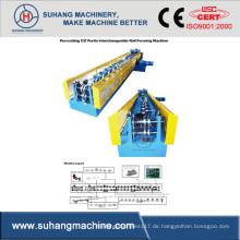CZ Austauschbare Walzenformmaschine