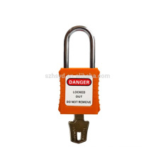 ABS SAFETY LOCKOUT PADLOCKS KEYED ALIKE