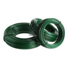 Wire Factory Binding Tie Wire/ PVC Coated Wire/ Low Price for PVC Coated Binding Wire