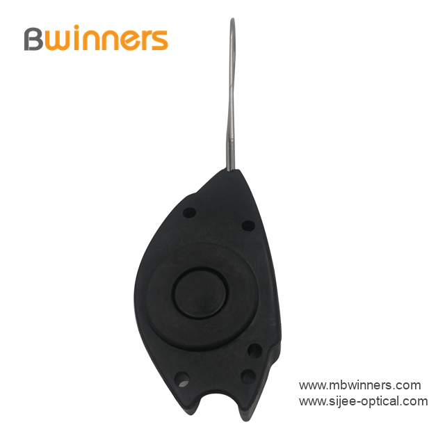 Ftth Fiber Drop Cable Tension Clamp