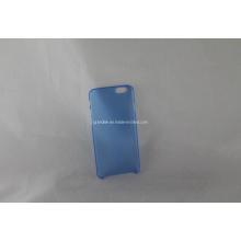 Cas de téléphone portable transparent pour iPhone6