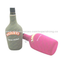 2014 Personalized Custom Wine Bottle Koozie, Made of Neoprene