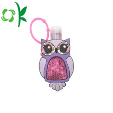 Dekoration Protector Owl Animal Sanitizer hållare för barn