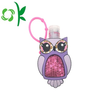 Decorazione Protector Owl Animal Sanitizer Holder per bambini