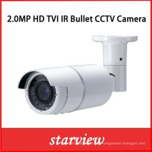 2MP Tvi IR Bullet CCTV cámaras de seguridad a prueba de agua Proveedores Cámara