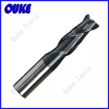 2 Flutes Tungsten Carbide Square Milling Cutter for CNC Machine