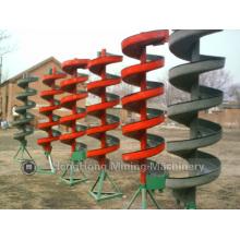 Séparateur de goulotte de spirale de machine d'or de Mineral