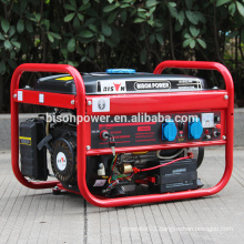BISON(CHINA)Super Promotion!China Portable Fuel Less Motor Generator