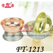 Stainless Steel Strainer Basin (FT-1213)