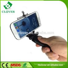 Mejor regalo Flexible ajustable pierna teléfono móvil Stand Mini trípode