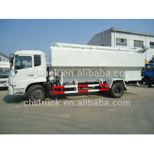 Preço baixo dongfeng camiões de transporte a granel para venda 22000L caminhão tanque de alimentação a granel