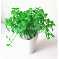 Yiwu wholesale real touch 16 cm mini artificial potted bonsai