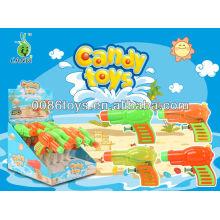 2013 Hot water gun candy toys