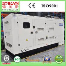 Generador diesel eléctrico CUMMINS del imán permanente 100kw