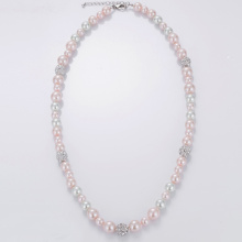 Mode-sieraden Charm Pearl Necklace