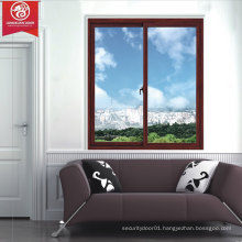 Sliding Aluminium Windows with Quality Hollow Glass, China Window Supplier