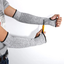 Outdoor Work Safety Arm Guard Sleeve Anti-Cutting Protective Sleeve