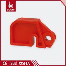Geformtes Gehäuse für 1-4 Pole Leistungsschalter Max. Klemmung 13mm, Verriegelung