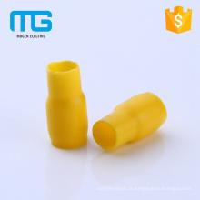 Connecteurs isolés par PVC doux de ROHS de vente chaude