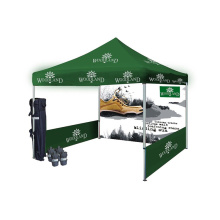 Canopy 10x10 Customized Printed Advertised Folding Tent